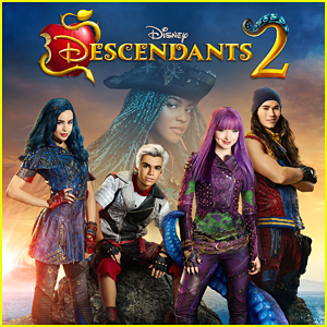 Descendants 2's 'Chillin' Like a Villain' Lyric Video is Here - Watch Now!