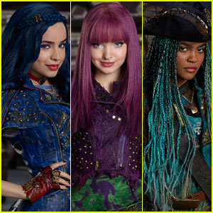 Dove Cameron, Sofia Carson, & China Anne McClain Give Their 'Descendants 2' Characters Advice (Exclusive Video)