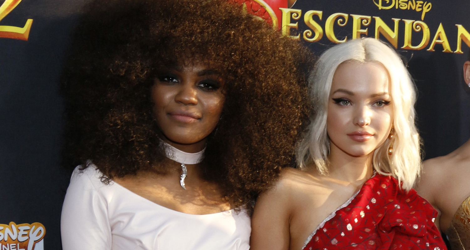 China mcclain breaking news and photos just jared jr page 5 - Dove Cameron Shuts Down Rumors She S Feuding With China Anne Mcclain China Mcclain Dove Cameron Just Jared Jr