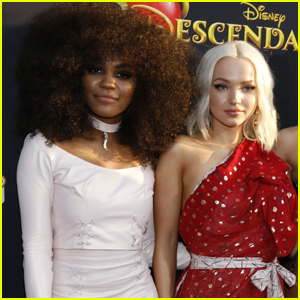 Dove Cameron Shuts Down Rumors She's Feuding With China Anne McClain