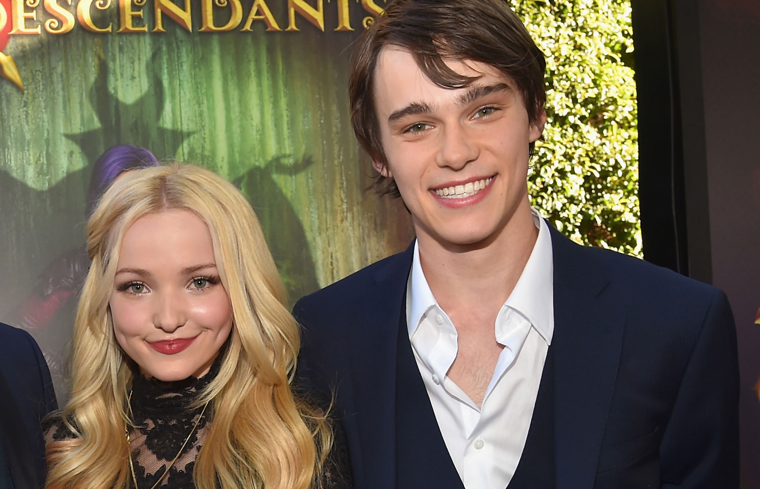 China mcclain breaking news and photos just jared jr page 5 - Dove Cameron Calls Mitchell Hope One Of Her Favorite People On The Face Of The Earth