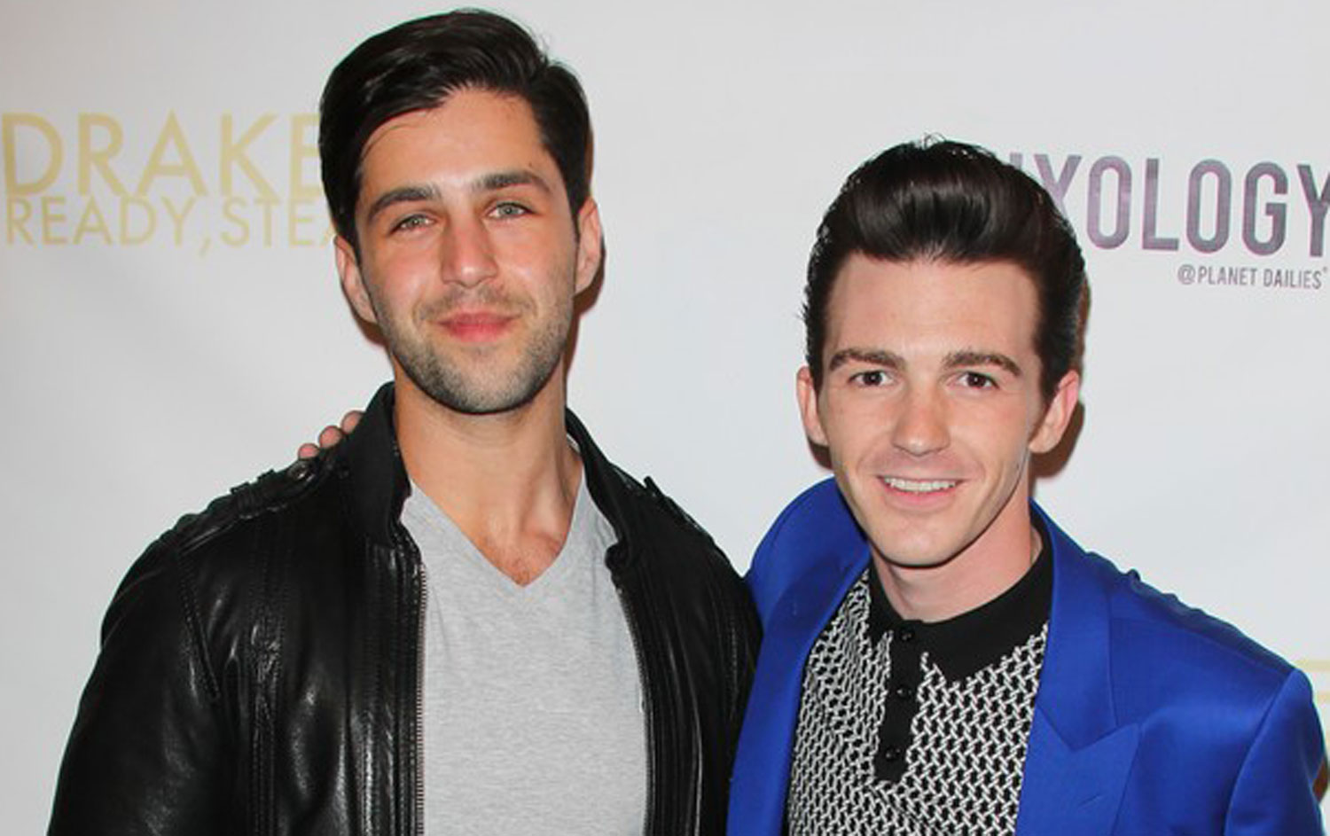 Josh peck battle of the year surprise screening josh peck drake bell still kristyandbryce Images