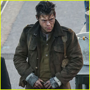 Harry Styles Didn't Get to Use These Two Items on 'Dunkirk' Set
