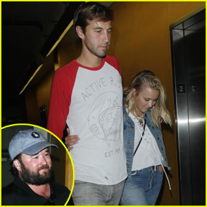 Emily Osment's Brother Haley Joel Plays Third Wheel on Date With Her Boyfriend