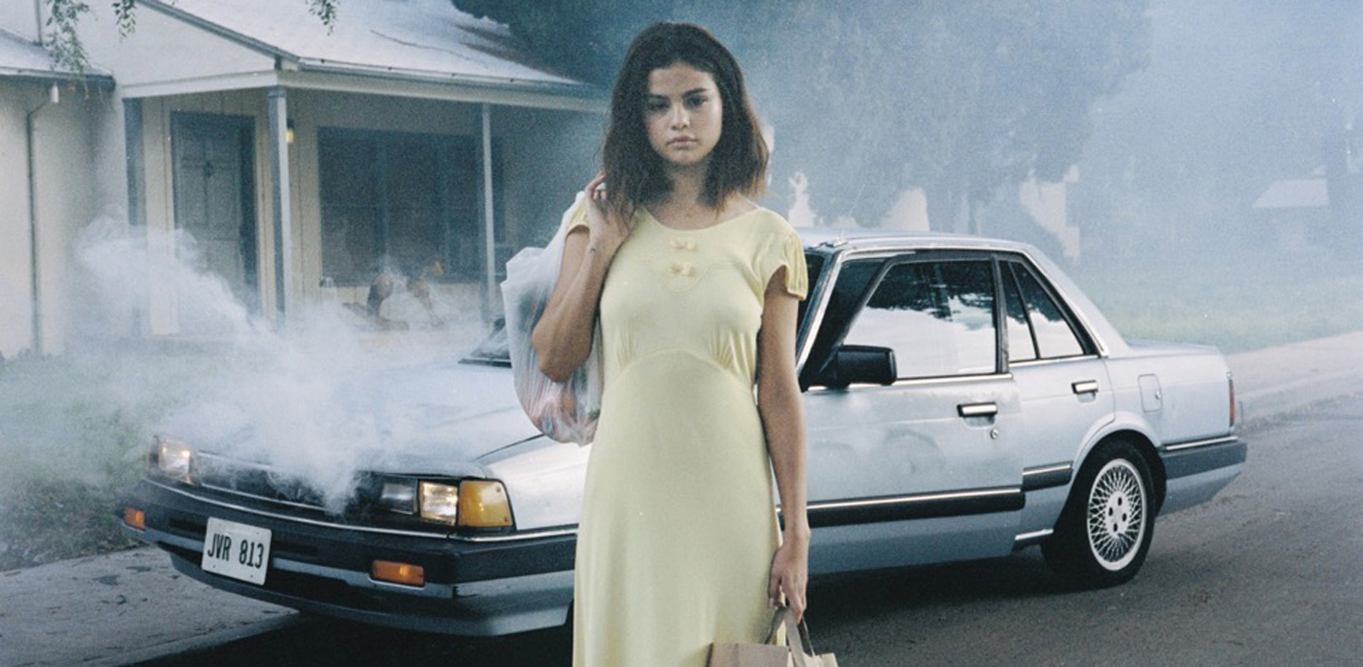 Selena Gomez Was Watching a Scary Movie When She Came Up With ...