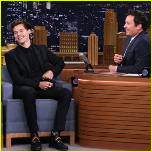 Harry Styles Takes Over 'Tonight Show' Hosting Duties - Watch Now!