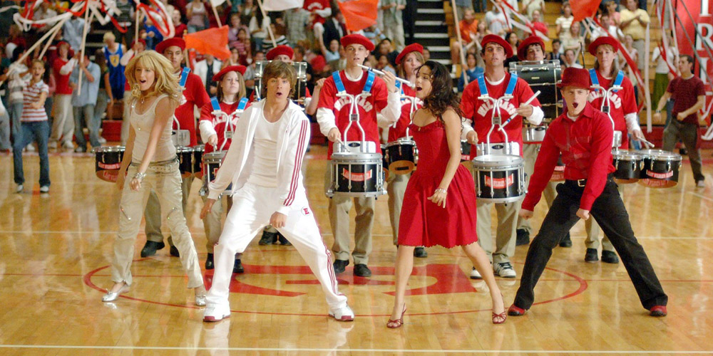 High School Musical's Real-Life East High Was Destroyed in ... - photo#33