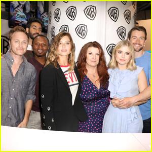 'iZombie' Promotes Robert Knepper aka Blaine's Dad as Series Regular for Season 4!