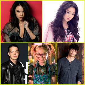Janel Parrish To Star With Lana Condor in 'To All the Boys I�ve Loved Before'
