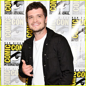Josh Hutcherson Gets Hand Shot Off By Laser in 'Future Man' Comic-Con Teaser