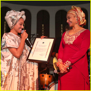 Kat Graham Given Title of Princess From Republic Democratic of Congo