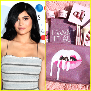 Kylie Jenner Unveils What's In Her #KylieTurns20 Kylie Cosmetics Collection