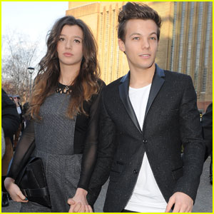 Louis Tomlinson Teases New Song 'Back to You' & It's Probably About Eleanor Calder
