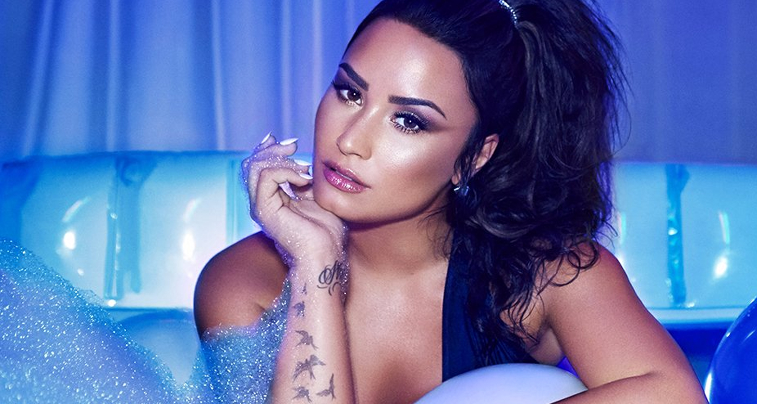 Demi Lovato Announces New Single Sorry Not Sorry Demi Lovato Music Just Jared Jr