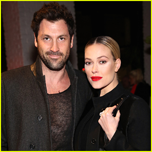 'DWTS' Pros Maksim Chmerkovskiy & Peta Murgatroyd are Married!