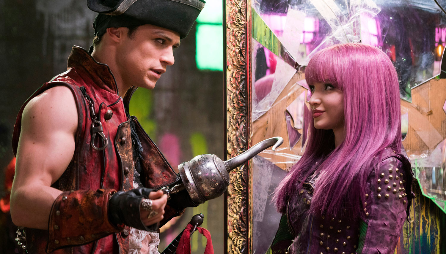 China mcclain breaking news and photos just jared jr page 5 -  Explains How Mal Broke Harry S Heart Exclusive China Mcclain Descendants Dove Cameron Exclusive Interview Thomas Doherty Just Jared Jr
