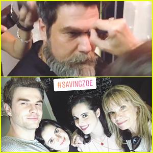 Nathaniel Buzolic Joins Laura Marano In New Movie 'Saving Zoe'