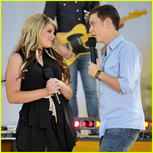Scotty McCreery Is 'So Proud' Of All Of Lauren Alaina's Success