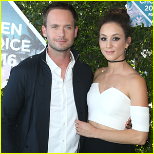 Troian Bellisario's Husband Patrick J. Adams Had A Really Hard Time With Her New Movie 'Feed'