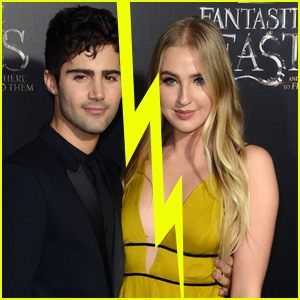 Veronica Dunne & Max Ehrich Split After Three Years Together