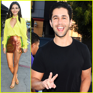 Victoria Justice & Josh Peck's Reunion Will Get You 'Right In The Childhood'