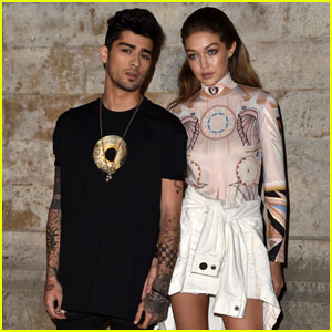 Zayn Malik Reveals His Secret to Balancing Work & Time With Gigi Hadid