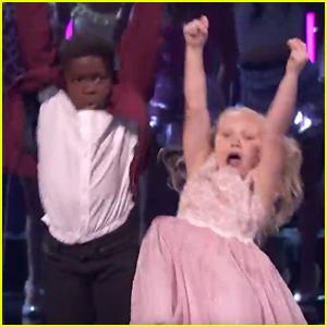 Aryton & Paige Get 'Footloose' on 'America's Got Talent' Quarterfinals (Video)