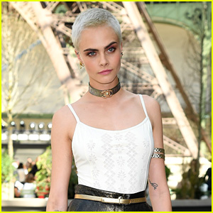 Cara Delevingne Will Star in New TV Show 'Carnival Row'