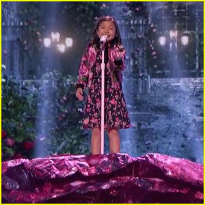 Celine Tam Sings 'When You Believe' On 'America's Got Talent' Quarterfinals #2 (Video)