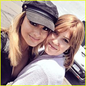 Ally Brooke Brings Cookies to 'This Is Us' Cast Members!