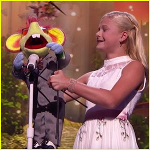 Darci Lynne Farmer & Her New Puppet Were So Cute on 'America's Got Talent' Tonight (Video)