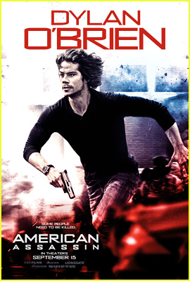Dylan O'Brien Runs for His Life on 'American Assassin' Character Poster (Exclusive)