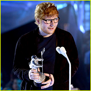 Ed Sheeran Wins His Second-Ever VMA - Watch Now!