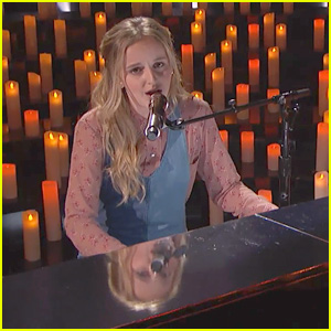 Evie Clair Performs Birdy Song On 'America's Got Talent' Quarterfinals #2 (Video)