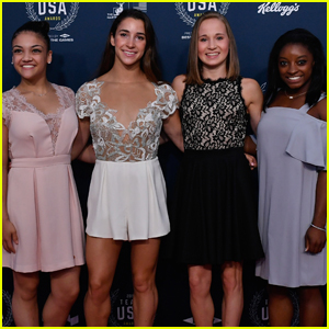 The Final Five Get Inducted Into the Gymnastics Hall Of Fame!