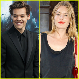 Harry Styles & 'Victoria's Secret' Model Camille Rowe Are Reportedly Dating!