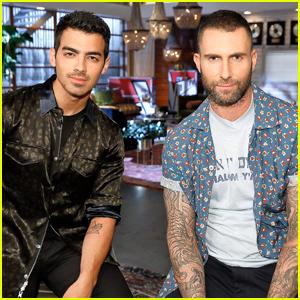 Joe Jonas is Joining Adam Levine's Team as a Mentor on Season 13 of 'The Voice'