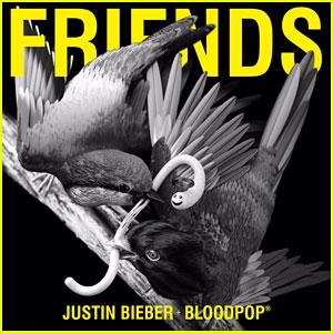Justin Bieber & Bloodpop: 'Friends' Stream, Lyrics & Download - Listen Here!