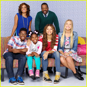 Zendaya & Veronica Dunne Say That 'K.C. Undercover' Is Almost Over