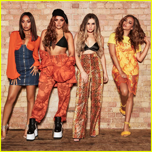 Little Mix Collaborate With CNCO For 'Reggaeton Lento (Bailemos)' Remix - Listen Now!