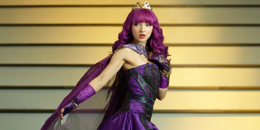 Fans Debate Which Villain Could Be Mals Father In Descendants The Theories Are Gold