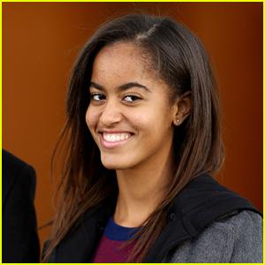 Malia Obama Was a 'Fantastic, Amazing' PA on Halle Berry's Show!