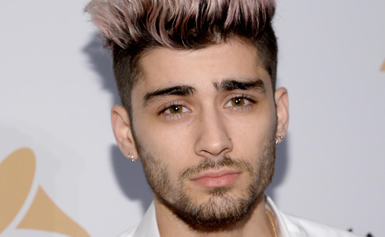 Fashion week Malik Zayn haircut in best song ever for woman