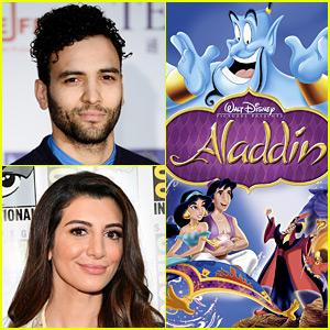 Disney's Live-Action 'Aladdin' Movie Casts Jafar, Announces New Character!