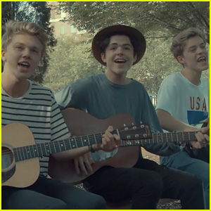 New Hope Club Performs Beatles Mashup - Watch Now!