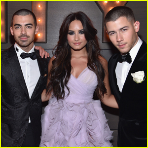 Demi Lovato Donates $50,000 to Hurricane Harvey Relief & Starts Fund With Nick Jonas & DNCE