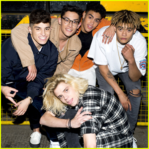 PRETTYMUCH 'Bonded Like Glue' When They First Met (Exclusive)