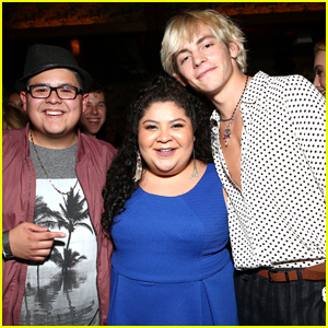 Ross Lynch & Raini Rodriguez Reunite at Variety's Power of Youth Event
