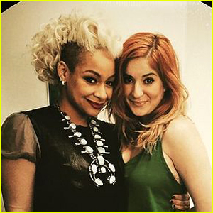 Raven Symone Talks Her Strong Friendship with Anneliese van der Pol