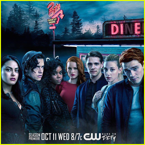 'Riverdale' Debuts Dark Poster For Season 2
